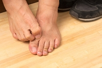 Avoiding Athlete's Foot in the Locker Room